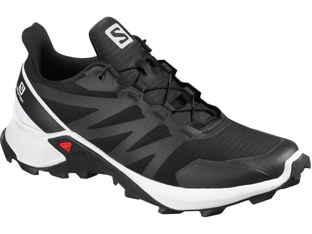 quality design cccae 73da0 Salomon Supercross Schuhe Herren black white black